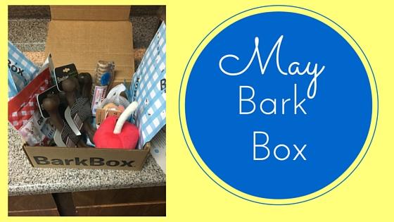 May Bark BoxReview