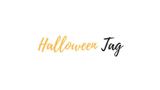 A Halloween Tag