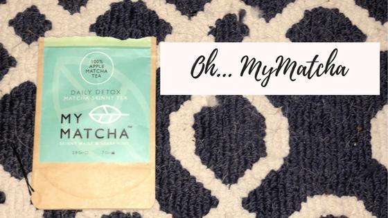 Oh… My Matcha
